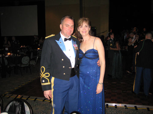 Lt. Colonel