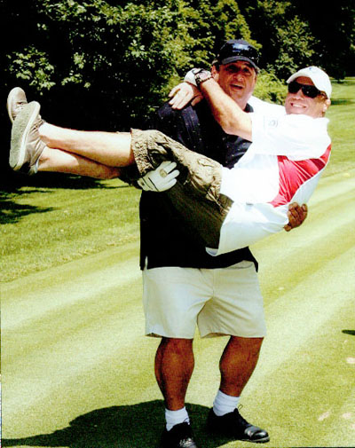 2008 Michael Strahan And Dreier LLP Charity Golf