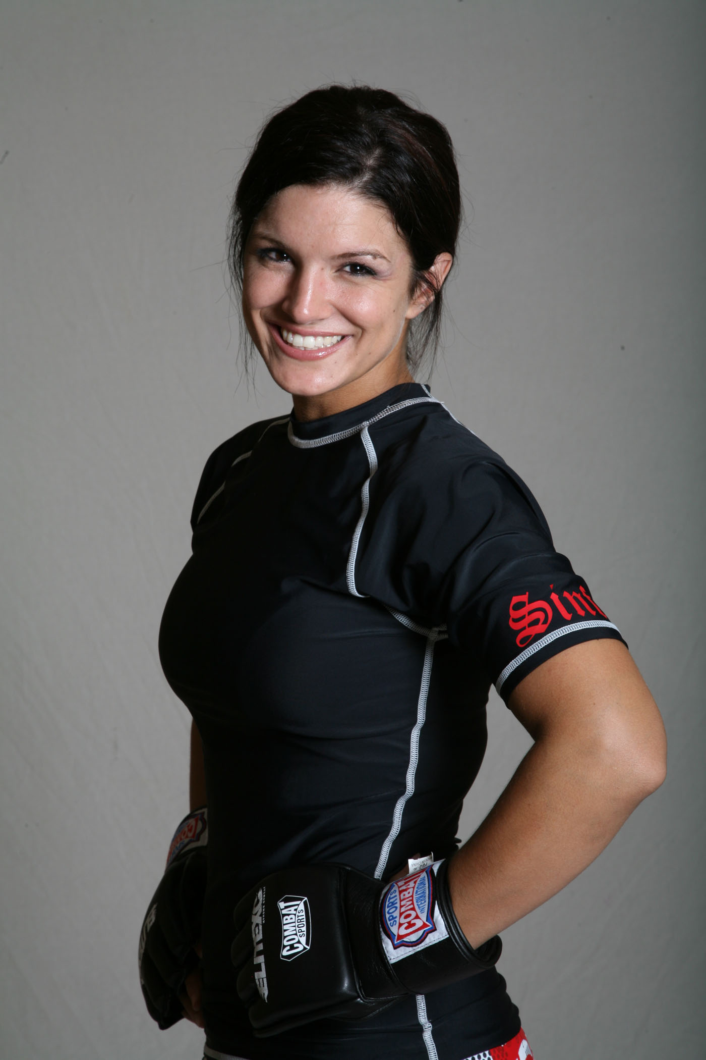 Watch Gina Carano mixed martial arts video