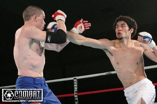 Kimo Yueda vs. Shawn Rodrigues
